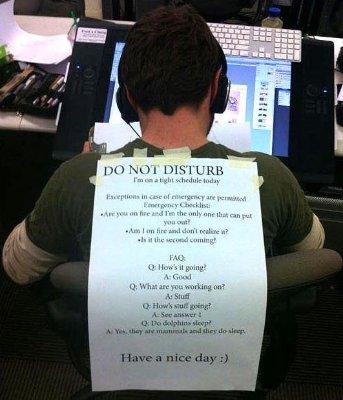 do-not-disturb-the-developer