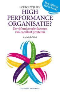 Hoe bouw je een high performance organisatie